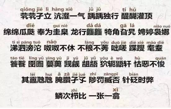 沆瀣一气是什么意思_茕茕孑立,踽踽独行,沆瀣一气,醍醐灌顶,犄角旮旯,绵绵瓜 ...