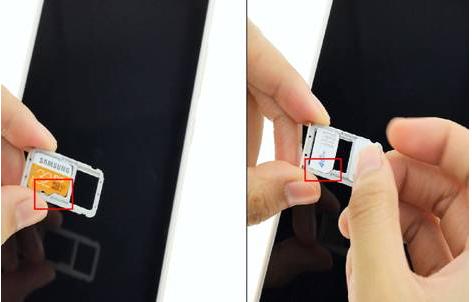 手机华为荣耀v9卡槽怎么打开…刚买回来不会