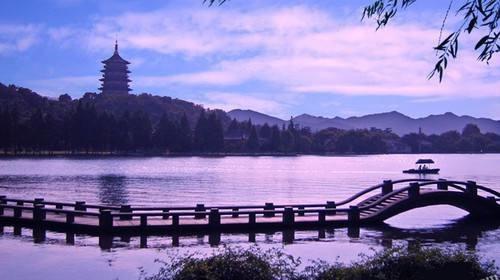 和杭州有关的诗词 求有关杭州的诗词 诗词歌曲 第4张