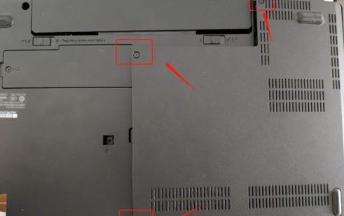 联想笔记本电脑固态硬盘怎么加?
