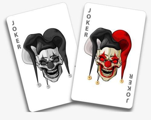 扑克牌大王小王代表_扑克牌中的大王和小王代表什么意思?_百度知道