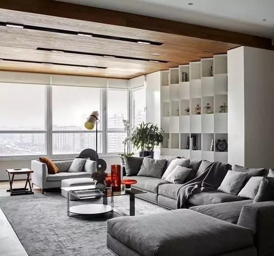 客厅应不应该装吊顶?