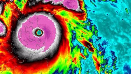 全球变暖向世界输出灾难!超强台风、病毒、人类命运都与它有关