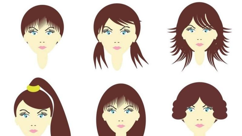 """你的头发""""出卖""""了你的性格?"""