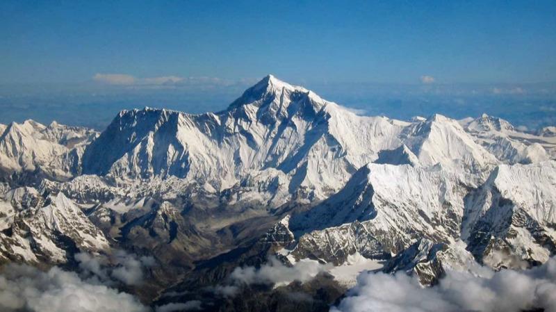 珠穆朗玛峰顶部的温度有多少?