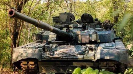 实战表现惊到了美军!突被美国采购的乌克兰T84坦克牛在哪?