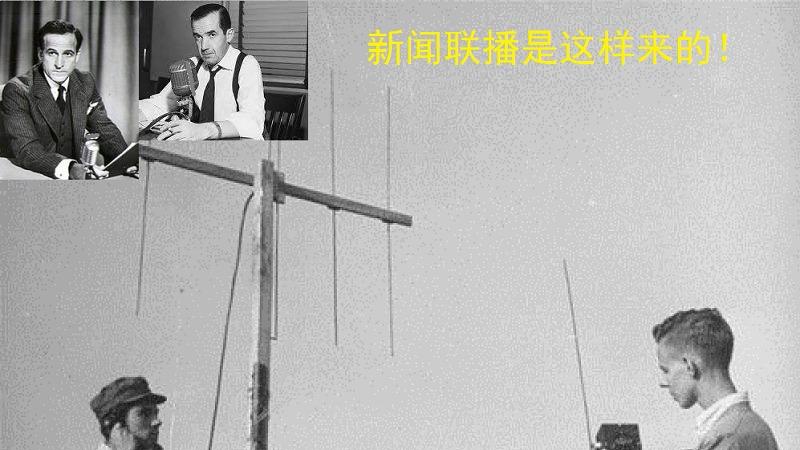 1938年3月12日新闻联播诞生了