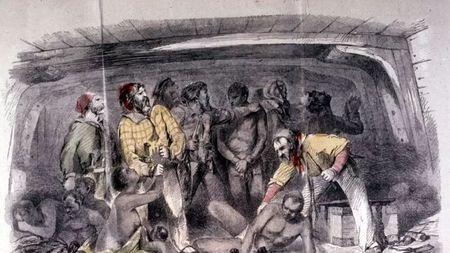 贩卖黑奴大家都知道,鞑靼人的白奴贸易你听过吗?的头图