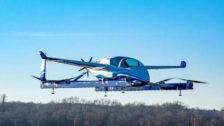 从幻想飞入现实,飞行汽车有望在5年内实现商业运营的头图