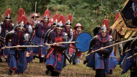 大明边军甲与铁浮屠都出场了?细数中国传统甲胄的头图