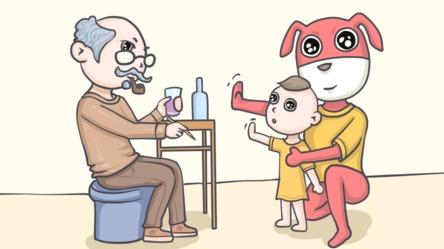 这6个逗酒误区,正在残害2.3亿中国儿童