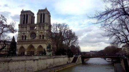 为什么石制的巴黎圣母院抵御不了大火?