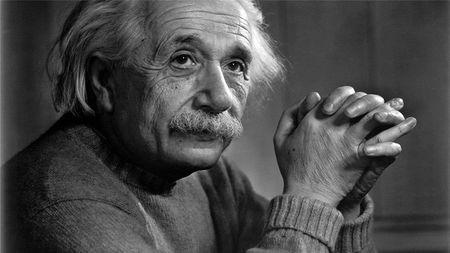 爱因斯坦的头发为何乱糟糟