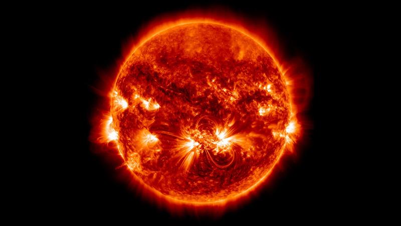 太阳在过去46亿年里已经燃烧掉多少质量?的头图