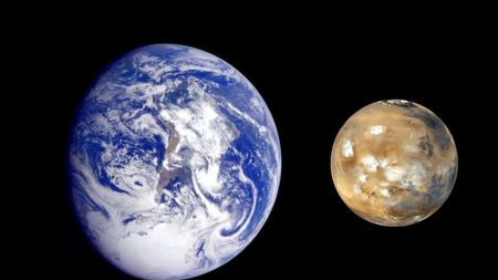 火星可能有水?最新发现火星全球地下水系统的第一证据