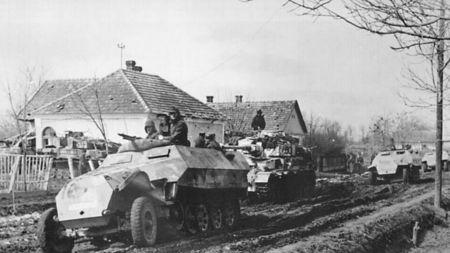 第6装甲集团军只剩下6辆坦克!希特勒最后一次豪赌输得有多惨?