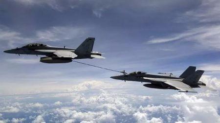 让F35作战半径延长152%?如何应对?的头图