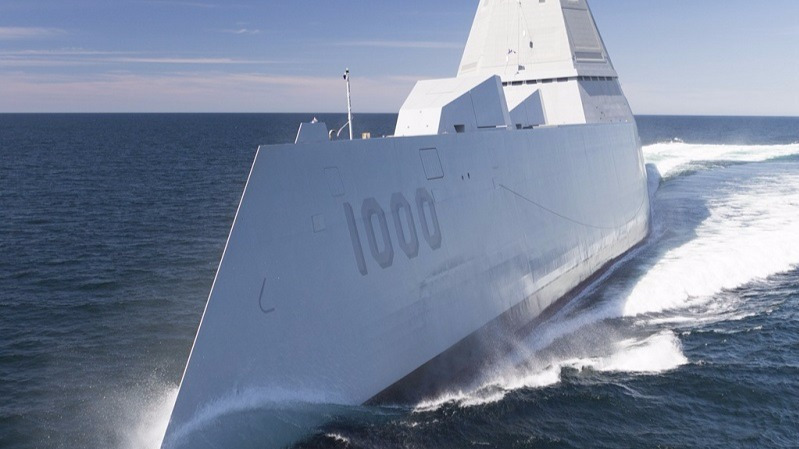 军舰远赴大洋是一次性带足所有淡水,还是在海上想办法?的头图