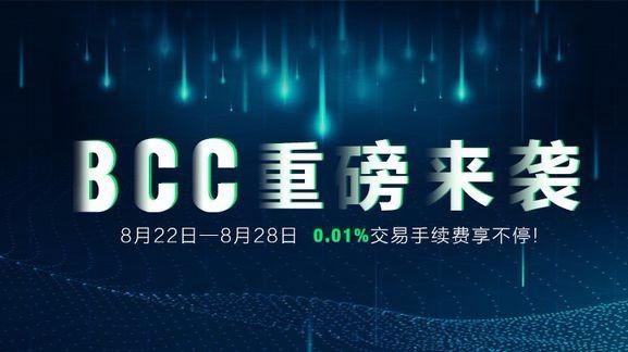 比特币现金获全球认可 币行上线BCC的头图