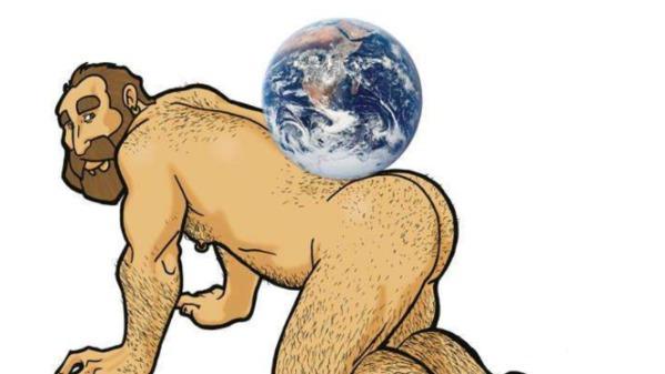 为什么人类是唯一擦屁股的哺乳动物?