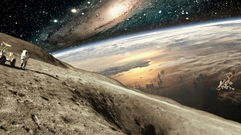 如果月球突然消失会怎样?