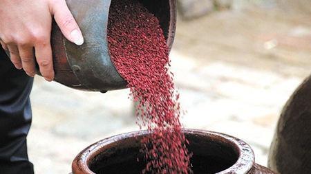 地方特色酒酿造工艺——红曲酒酿酒技术