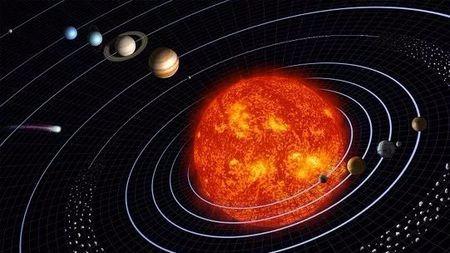 水星、金星、土星...它们都是怎么命名的?