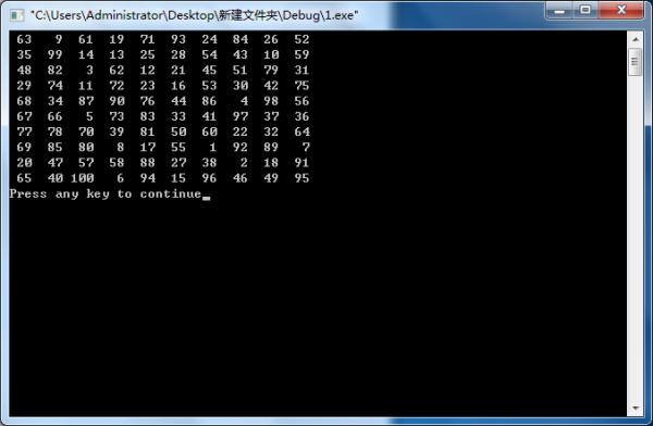 c语言生成随机数的原理_随机数生成算法