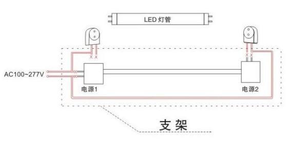 光管和启辉器的工作原理_努力工作图片