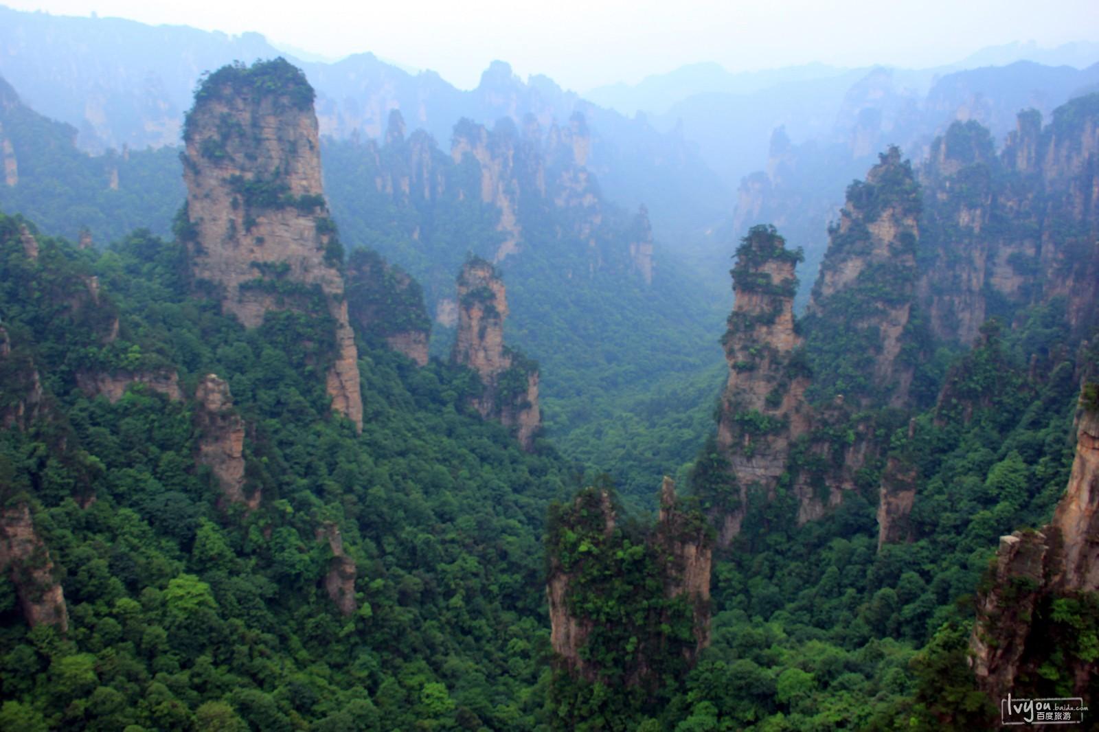 张家界国家森林公园旅游攻略图片18