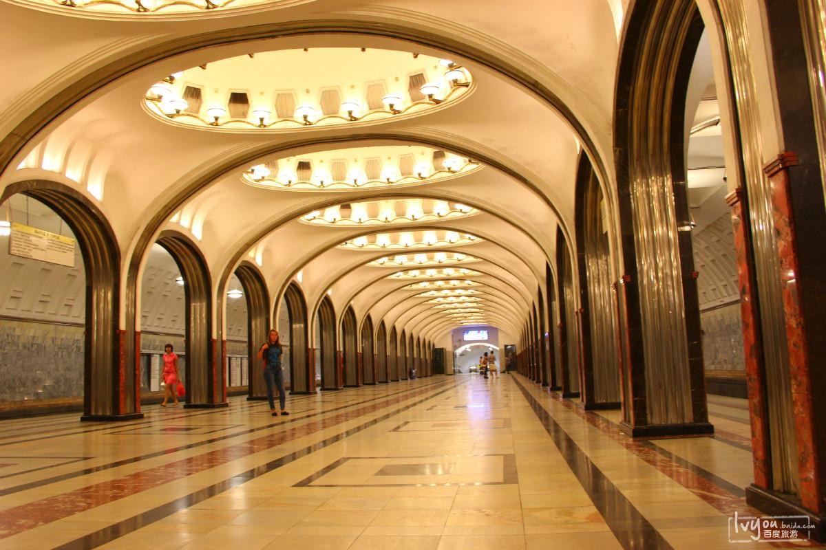 莫斯科 圣彼得堡旅游攻略图片85