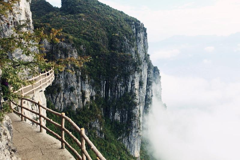 恩施大峡谷旅游攻略图片12