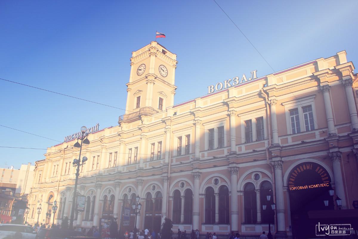 莫斯科 圣彼得堡旅游攻略图片45