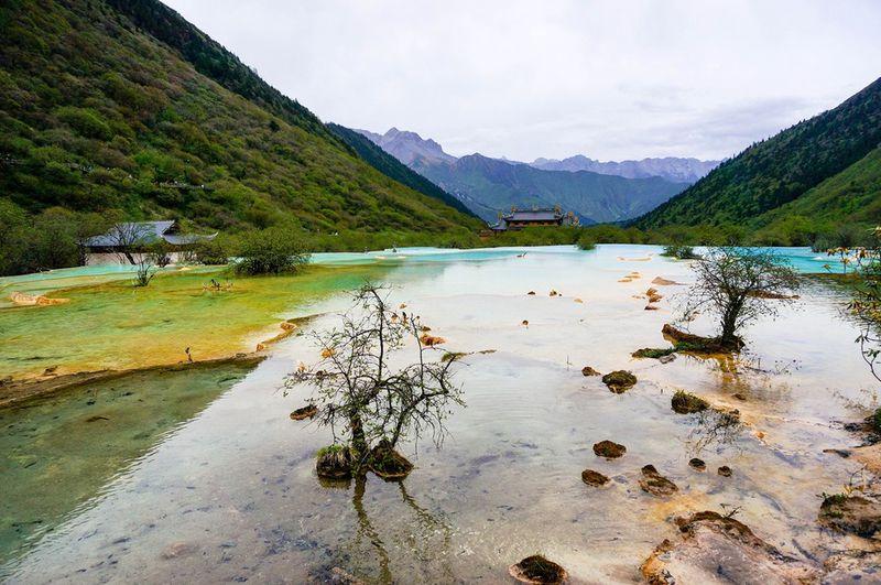 九寨沟旅游攻略图片94