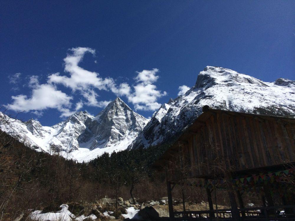 四川阿壩州畢棚溝風景區