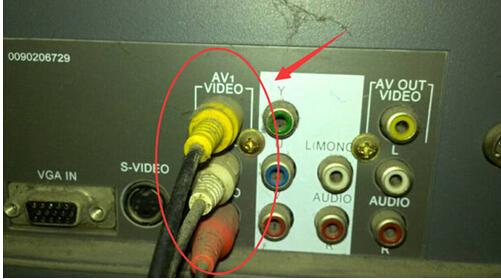 网络终端机_老式电视怎样连接数字电视机顶盒连接 视频_百度知道
