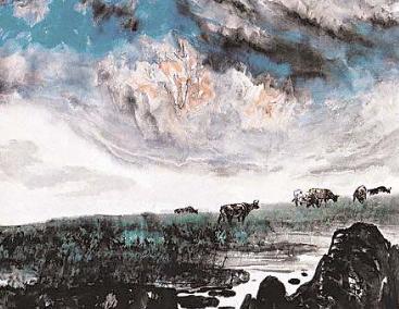 翁卷山雨描绘了哪两幅画面