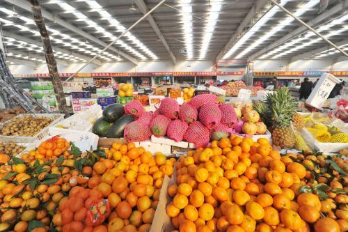 青岛市水果批发市场_东莞最大的水果批发市场在哪?_百度知道