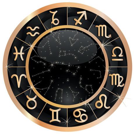时钟星座图片大全