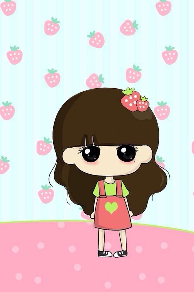 卡通人小希_卡通可爱小希是齐头帘有没有中分版的卡通人物。类似于可爱小