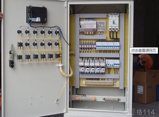 PLC控制柜的内容