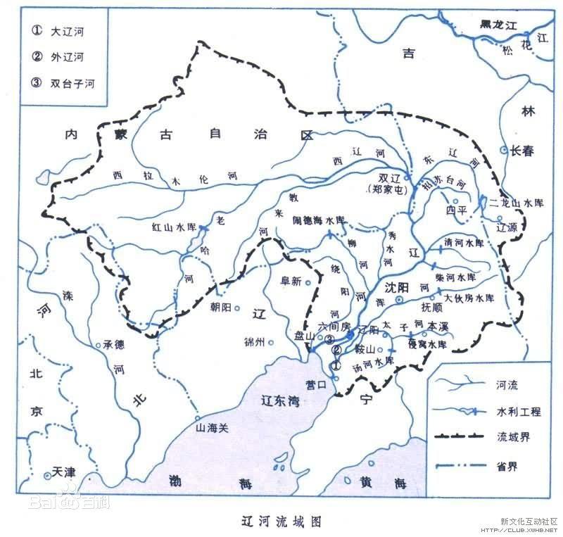 遼河下游平原地區位于遼東丘陵與遼西丘陵之間,鐵嶺—圖片