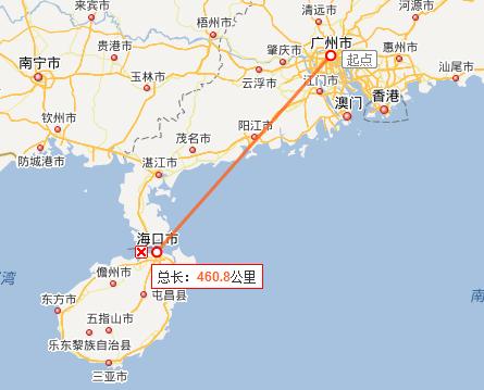 广州湛江地图全图
