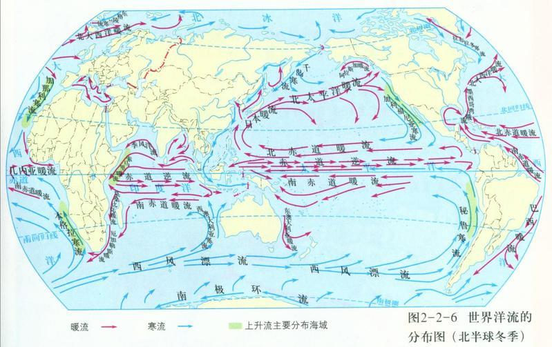 北太平洋_北太平洋洋流分布·····_百度知道