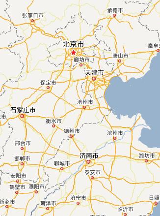 枣强地图高清晰