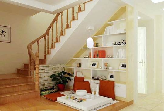 楼梯间面积计算