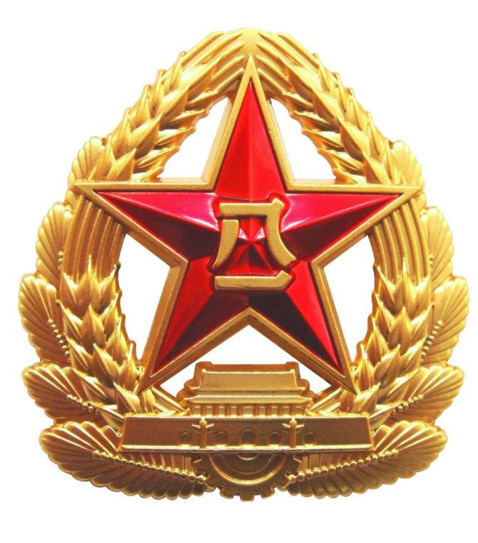 中国人民解放军军徽图片_中国人民解放军帽徽、图片_百度知道