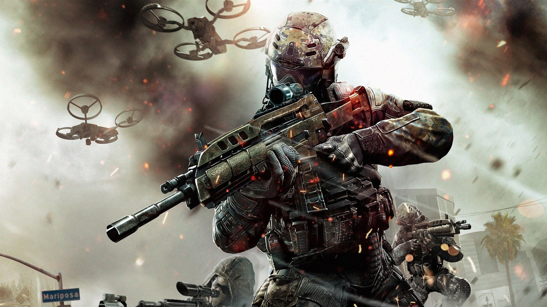 有什么好看的电影推荐_求士兵拿着武器的高清壁纸,QQ头像用,最好高科技的_百度知道