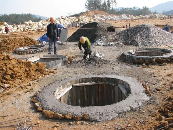 基坑井点降水验收标准