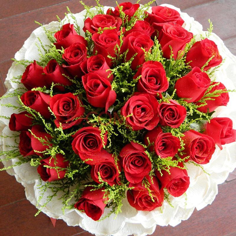 33朵黄玫瑰花语_33支玫瑰代表什么意义?_百度知道